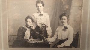 Three Le Mesurier sisters?
