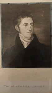 Tom Le Mesurier (1801-1826)